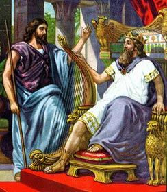 LA PROMESA DE DIOS CON DAVID Y SU REINO  EL BLOG DEL APOLOGISTA