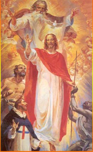 El santo de hoy...Donato de Fiésole, Santo Santisima-trinidad-11