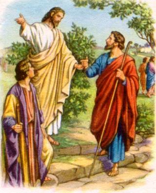 JesusEnviaASusDiscipulos