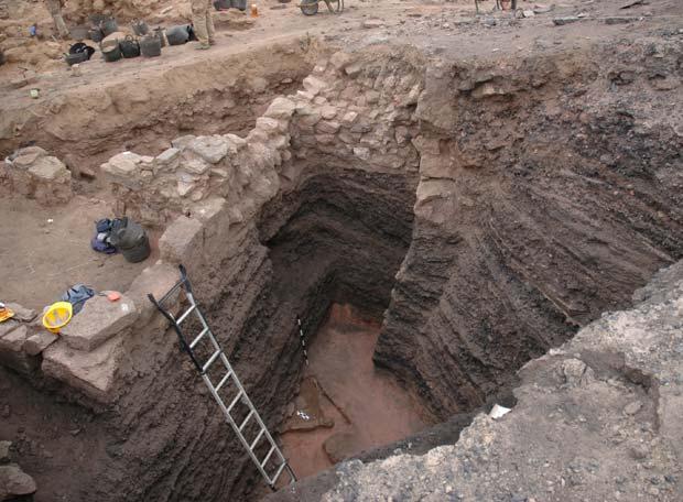 Resultado de imagen para Descubren ruinas de tiempos del rey Salomón en el Valle de Timna