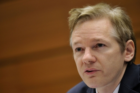 Assange; Fundador de Wikileaks