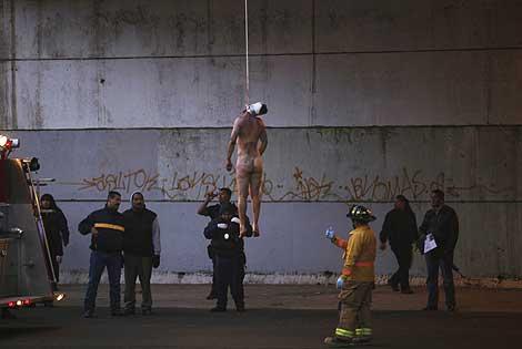 Las víctimas mortales de la violencia en México en 2010 superó a las