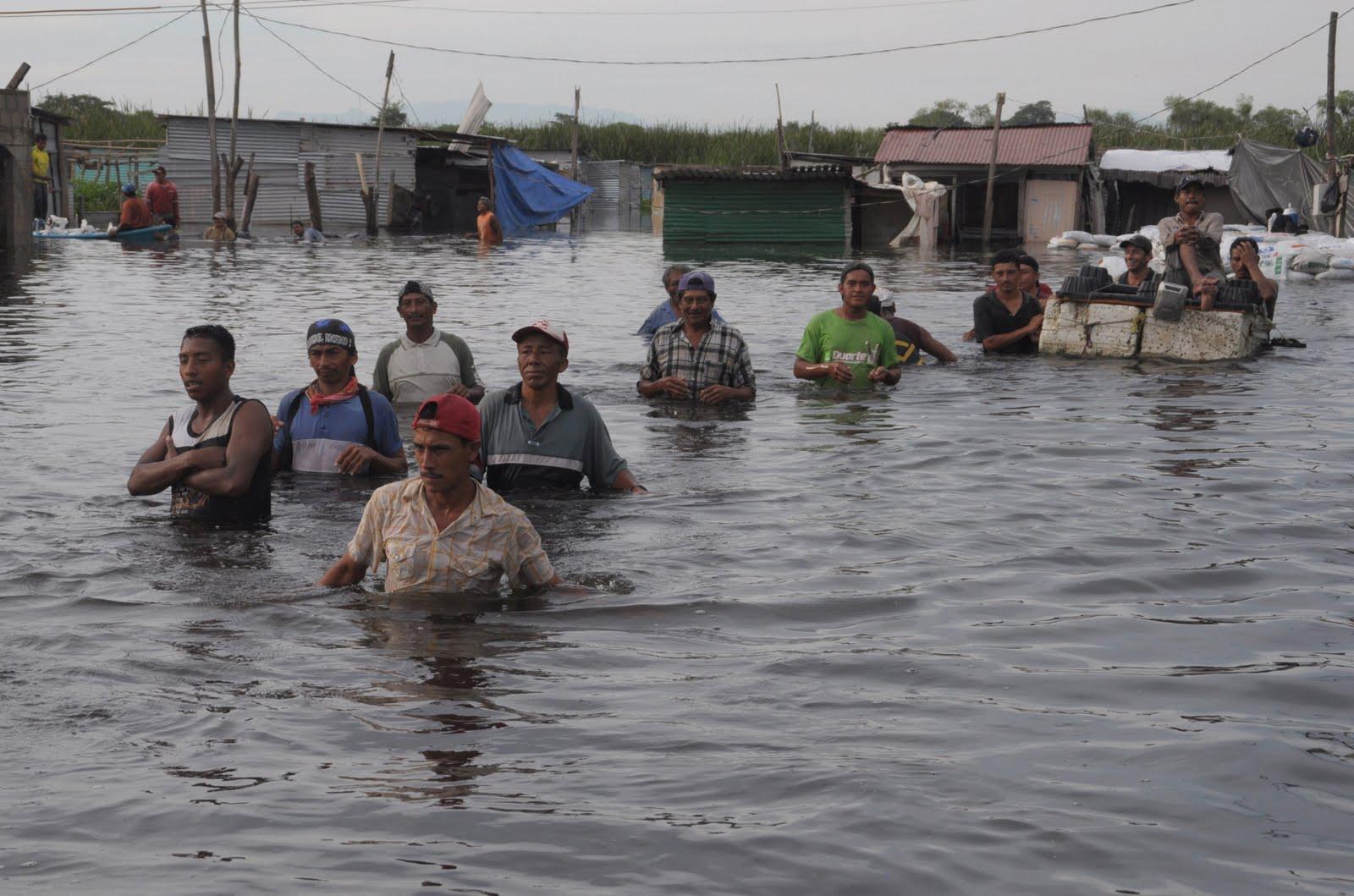zonas inundacion: