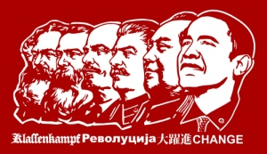 "\""Obama+Communist"