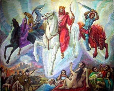 Resultado de imagen para jinete en caballo blanco